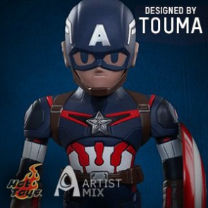 Captain America - Artist Mix - Hot Toys