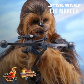 Chewbacca - Star Wars: The Force Awakens - HotToys