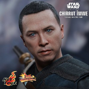 Chirrut Îmwe - One Rogue : A Star Wars Story - Deluxe Version - HotToys