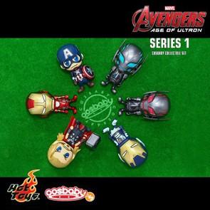 COSBABY (S) - Avengers II - HotToys