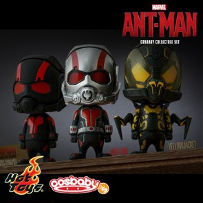 Ant-Man - COSBABY (S) Set (Cosbaby)