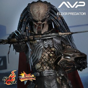 Elder Predator - Alien vs. Predator - Hot Toys