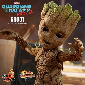 Hot Toys - Groot - Guardians of the Galaxy Vol. 2