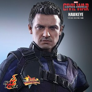 Hawkeyes - Captain America: Civil War - Hot Toys