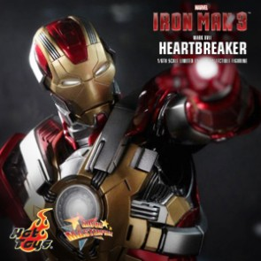 Heartbreaker Mark XVII - Iron Man 3 - Hot Toys