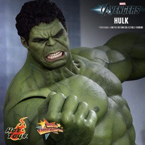 HULK-The Avengers - Hot Toys - Incredible Figures