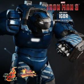 Hot Toys - IGOR MARK XXXVIII - Iron Man 3