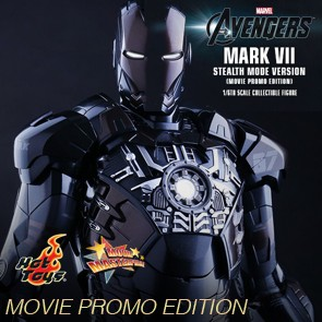 Mark VII - Stealth Mode Version - Promo Edition - Hot Toys