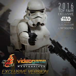 Jumptrooper - Star Wars Battlefront - HotToys