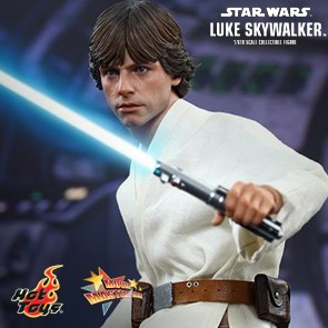 Luke Skywalker - Star Wars: Episode IV by Hot Toys