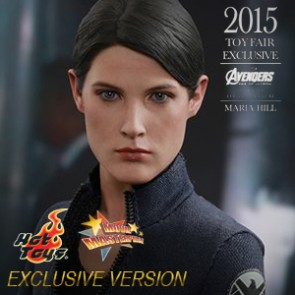 Maria Hill - AOU - Toy Fair 2015 - HotToys