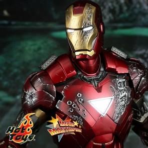 Hot Toys - Mark VI - Iron Man 2 - Ausstellungsstück