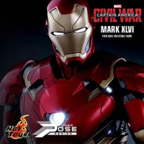 Mark XLVI - Captain America: Civil War Power Pose