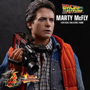 Marty McFly - Back to the Future