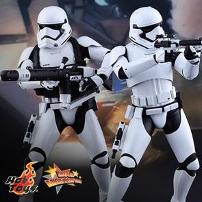 First Order Stormtroopers Set - Star Wars: Episode 7