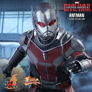 Ant-Man - Captain America: Civil War - Hot Toys