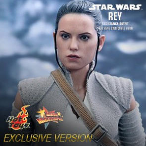 Rey - Resistance Outfit - Star Wars 7 - HotToys