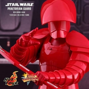 Praetorian Guard - With Double Blade - Star Wars: The Last Jedi - Hot Toys