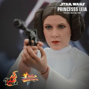 Princess Leia - Star Wars: Episode IV - Hot Toys