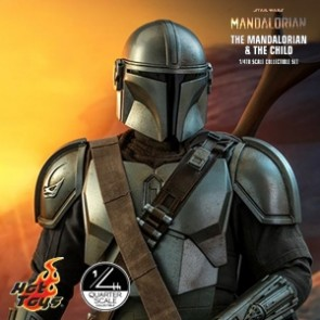 Hot Toys - The Mandalorian & The Child - Quarter Scale