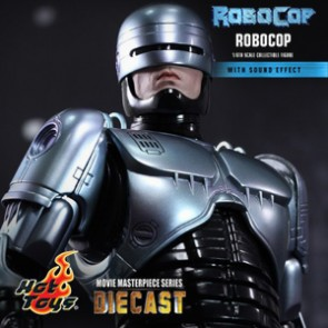 Robocop - Hot Toys - Incredible Figures