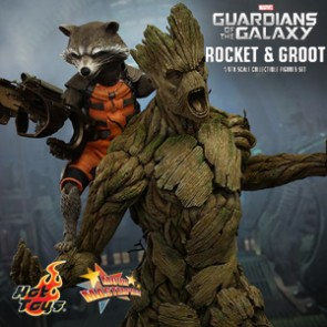 Rocket and Groot Set - Guardian of the Galaxy