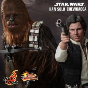 Han Solo & Chewbacca Set