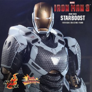Starboost - Iron Man Mark XXXIX