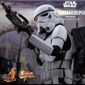 Stormtrooper Jedha Patrol - Hot Toys