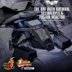 The Bat with Batman, Selina Kyle&Fusion Reactor