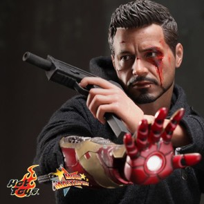Tony Stark (The Mechanic) - Hot Toys