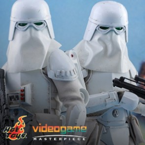 Snowtroopers (Set) - Star Wars Battlefront - Hot Toys