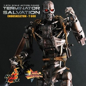 Hot Toys - Terminator - Salvation Endoskeleton T-600