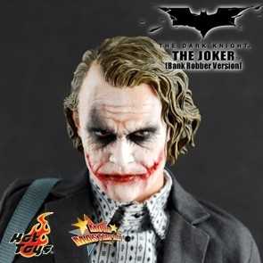 Hot toys - The Joker - Bank Robber Version - The Dark Knight