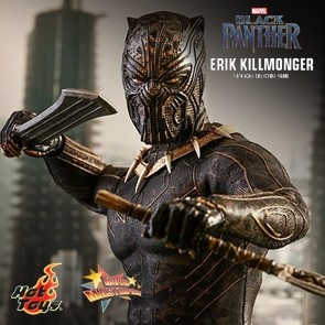 Erik Killmonger - Black Panther - Hot Toys