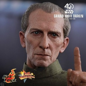 Grand Moff Tarkin - Star Wars: A New Hope - Hot Toys