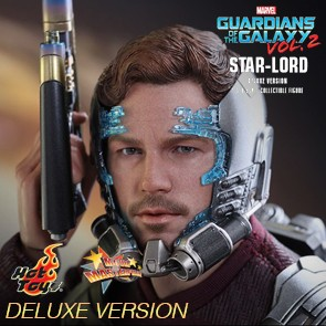 Star-Lord - Guardians of the Galaxy Vol. 2 - Deluxe Ver. - Hot Toys