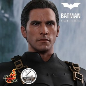 1/4th Batman - Batman Begins - Hot Toys