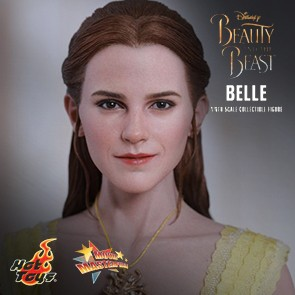 Belle - Beauty and the Beast - Hot Toys