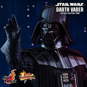 Darth Vader in Star Wars: Episode V The Empire Strikes Back - Hot Toys