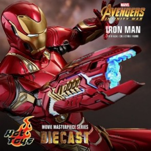 Hot Toys - Iron Man - Avengers: Infinity War