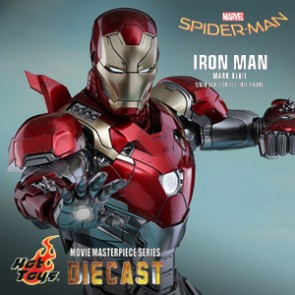Iron Man Mark XLVII - Spider-Man: Homecoming - Hot Toys