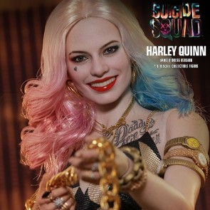Harley Quinn Dancer Dress Version - Suicide Squad - Hot Toy