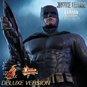 Batman - Justice League - Deluxe Version - Hot Toys