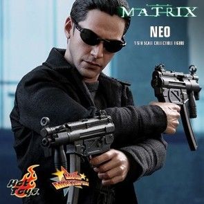 Neo - The Matrix - Hot Toys