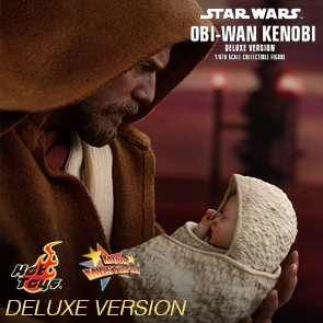 Obi-Wan Kenobi - Star Wars: Episode III Revenge of the Sith (Deluxe Version) (HotToys