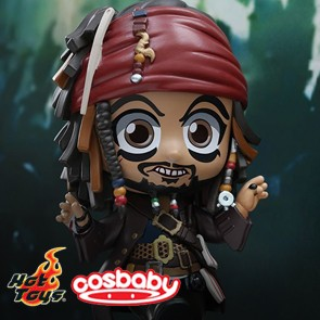 ack Sparrow - Pirates of the Caribbean - Hot Toys