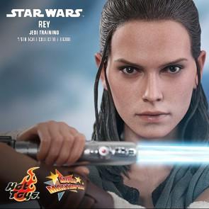 Rey Jedi Training - Star Wars: The Last Jedi - Hot Toys