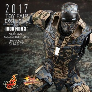 Shades Mark XXIII - Iron Man 3 - Toy Fair 2017 - Hot Toy