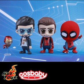 Spider-Man: Homecoming - Cosbaby (S)-Serie - Hot Toys